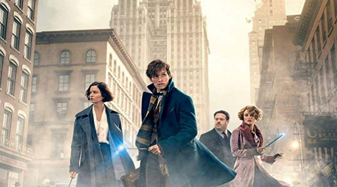 Fantastic Beasts and Where to Find Them (2016) Movie Review By John Walsh