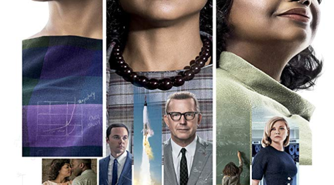 Hidden Figures (2016) Movie Review by John Walsh