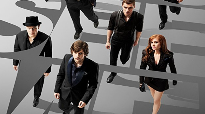 Now You See Me(2013) Movie Review By Stephen McLaughlin