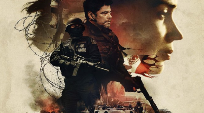 Sicario (2015) Movie Review by Darrin Gauthier