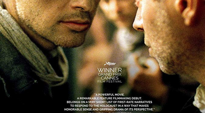 Son of Saul (2015) Movie Review by Stephen McLaughlin