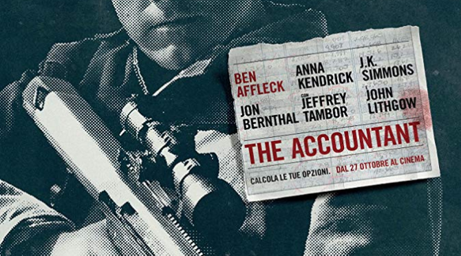 The Accountant (2016) Movie Review by Kevan McLaughlin