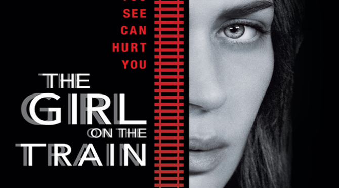 The Girl on the Train (2016) Movie Review by Kevan McLaughlin