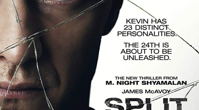 Split (2016) Movie Review by Kevan McLaughlin