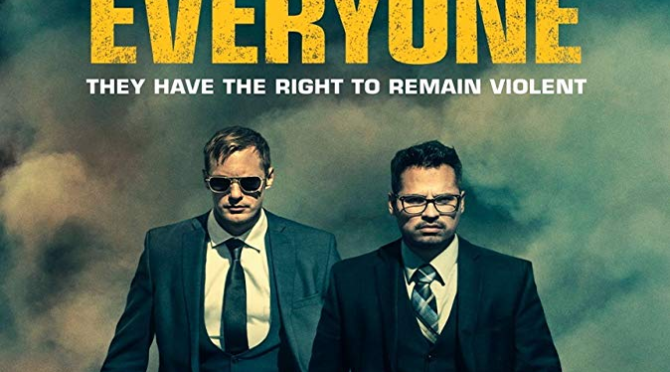 War on Everyone (2016) Movie Review by Darrin Gauthier