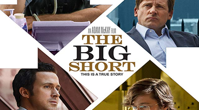 The Big Short (2015) Movie Review by John Walsh