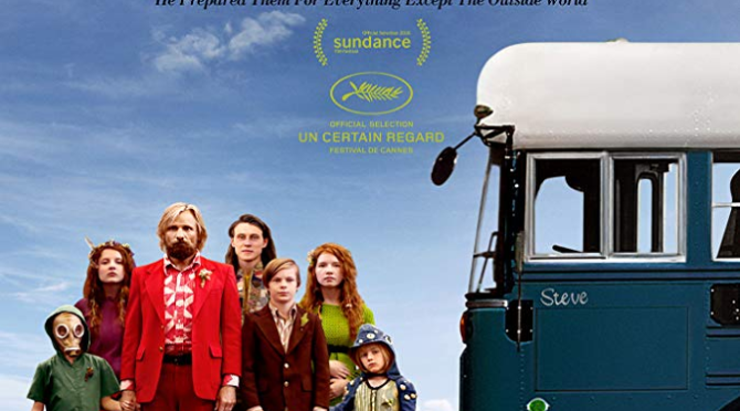 Captain Fantastic (2016) Movie Review by John Walsh