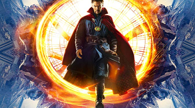 Doctor Strange (2016) Movie Review by Stephen McLaughlin