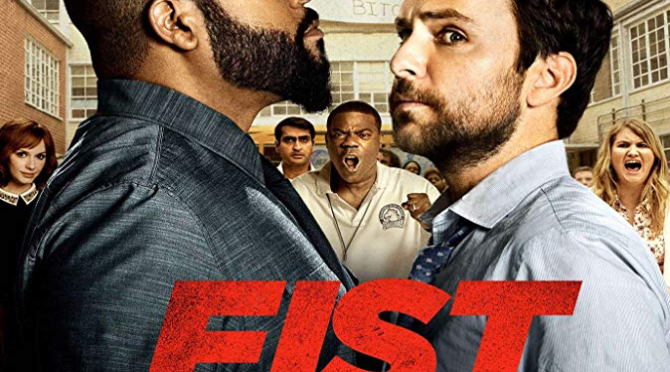 Fist Fight (2017) Movie Review by John Walsh