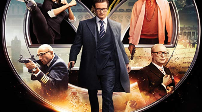 Kingsman: The Secret Service (2014) Movie Retro Review by Stephen McLaughlin