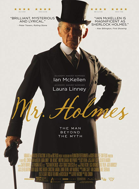 MR HOLMES