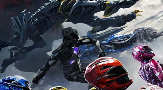 Power Rangers (2017) Movie Review by John Walsh
