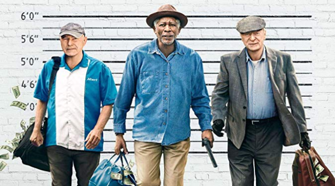 Going in Style (2017) Movie Review by John Walsh