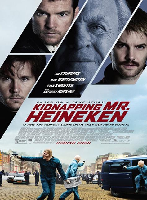 KIDNAPPING MR HEINEKIN