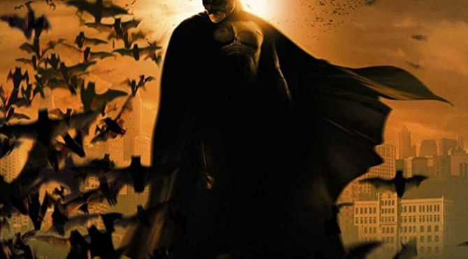 Batman Begins (2005) Movie Retro Review by Stephen McLaughlin