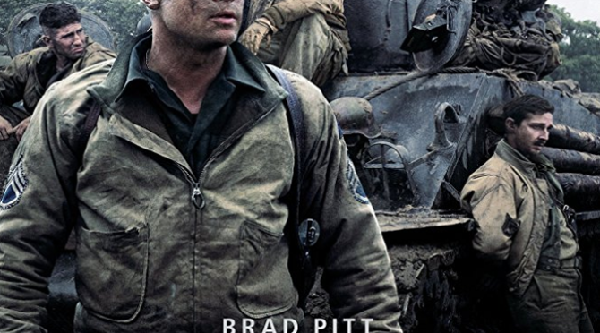 Fury (2014) Movie Retro Review by John Walsh