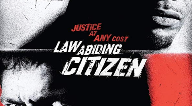 Law Abiding Citizen (2009) Movie Retro Review by Stephen McLaughlin