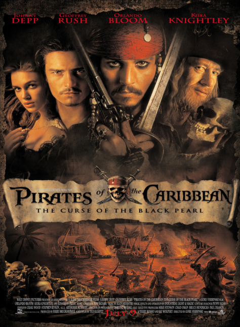 PIRATES OF THE CARRIBEAN TCOBP