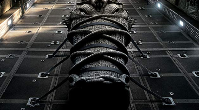 The Mummy (2017) Movie Review by John Walsh