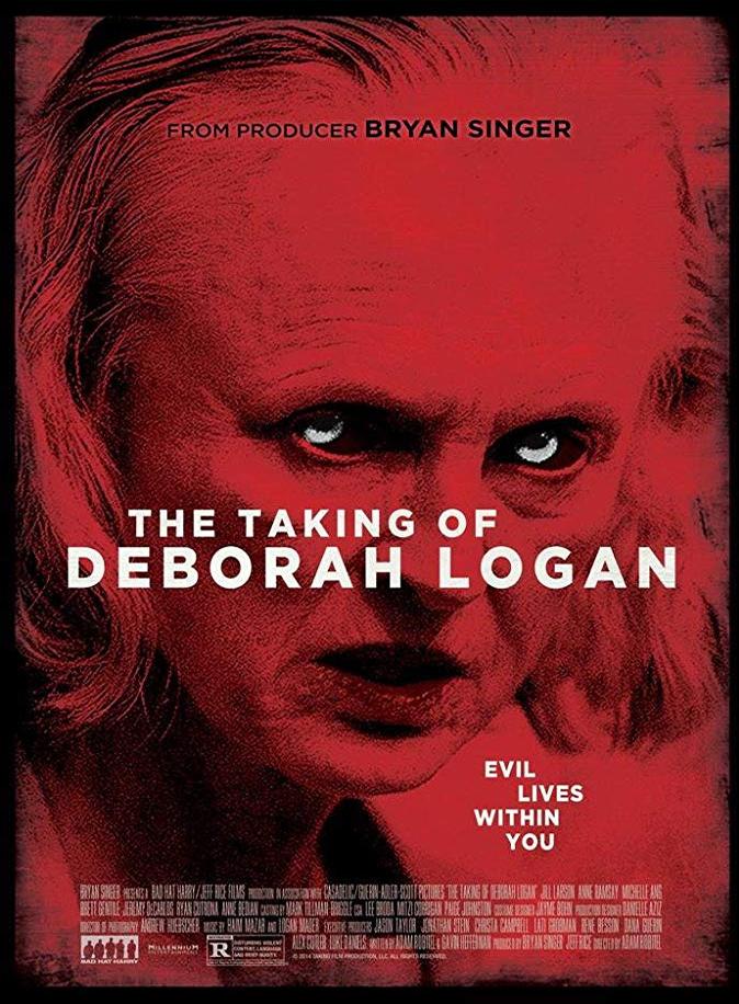 The Taking Of Deborah Logan Review