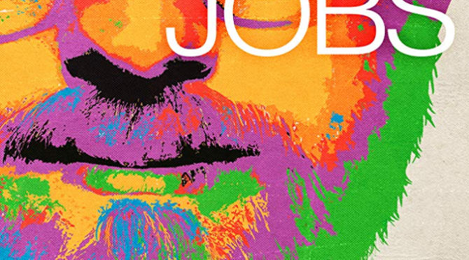 Jobs (2013) Movie Retro Review by Stephen McLaughlin