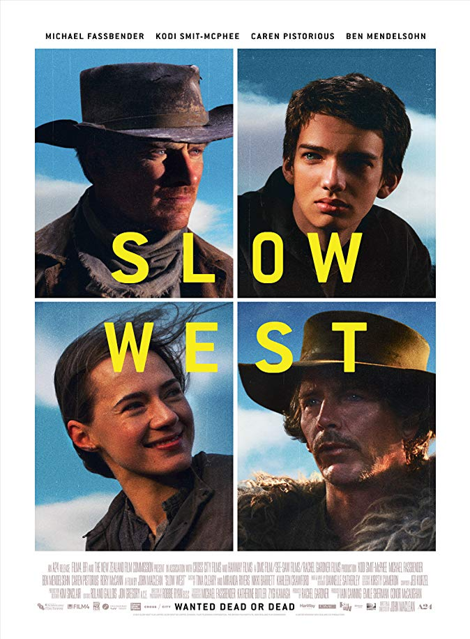 Slow West Review