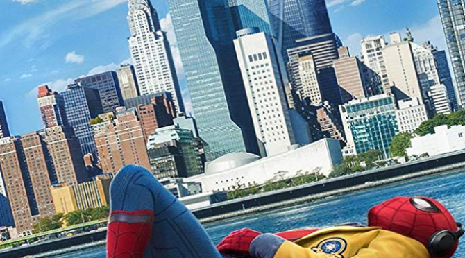 Spider-Man: Homecoming (2017) Movie Review by Darrin Gauthier