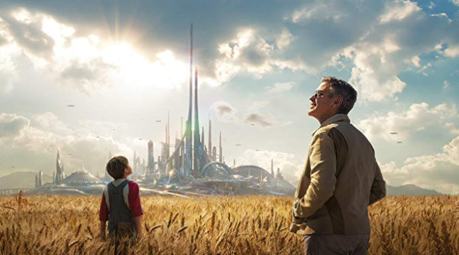 Tomorrowland (2015) Movie Review by Stephen McLaughlin