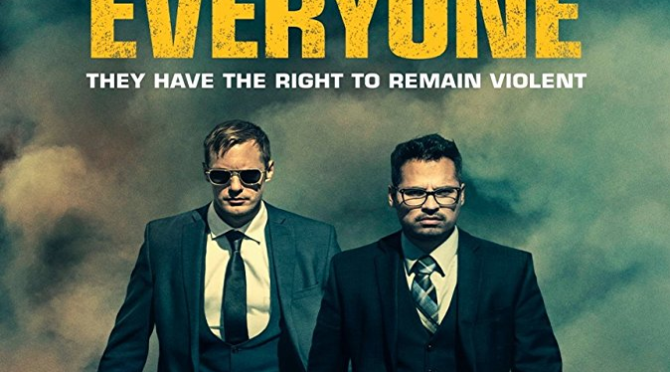 War on Everyone (2016) Movie Review by Stephen McLaughlin
