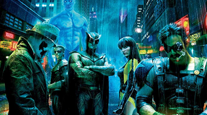 Watchmen (2009) Movie Retro Review by Stephen McLaughlin