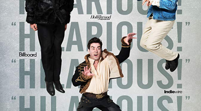 What We Do in the Shadows (2014) Movie Review by Darrin Gauthier