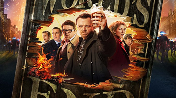 The World's End (2013) Movie Retro Review by Stephen McLaughlin