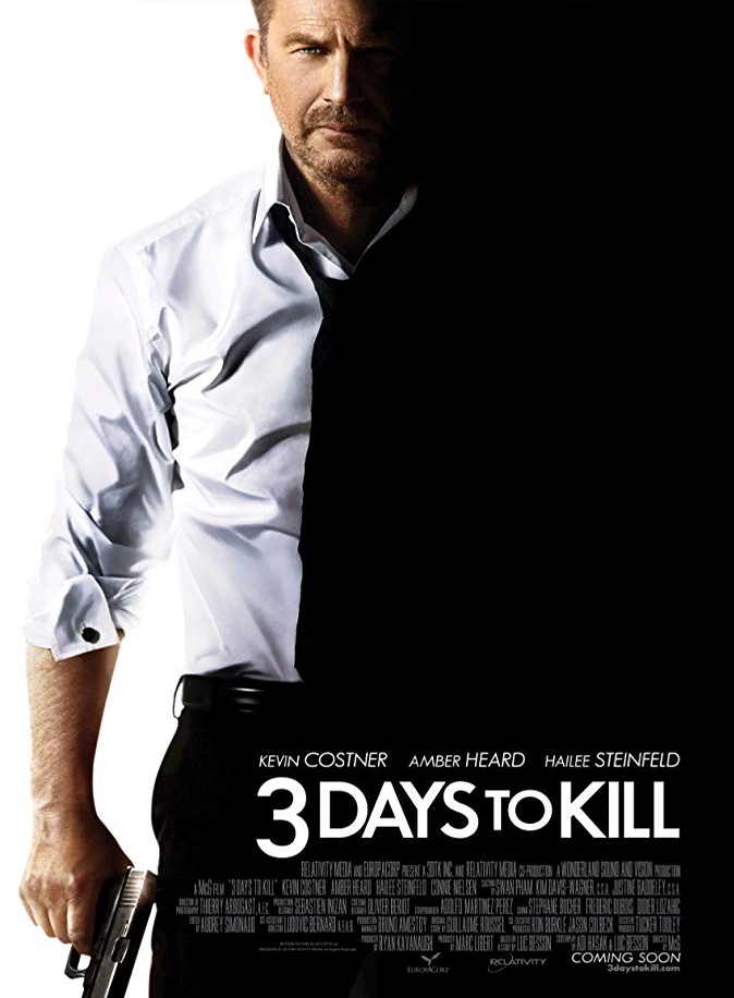 3 Days To Kill Review