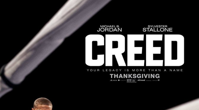 Creed (2015) Movie Review By Stephen McLaughlin