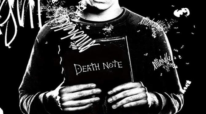 Death Note (2017) Movie Review by Darrin Gauthier
