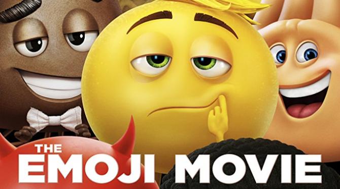 The Emoji Movie (2017) Movie Review by Stephen McLaughlin
