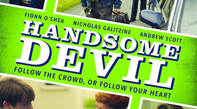 Handsome Devil (2016) Movie Review by Stephen McLaughlin