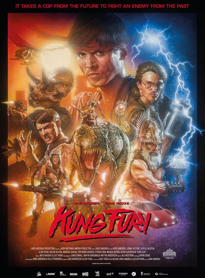 Kung Fury Review