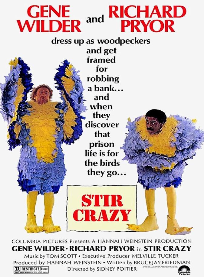Stir Crazy Review