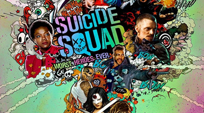 Suicide Squad (2016) Movie Review by John Walsh