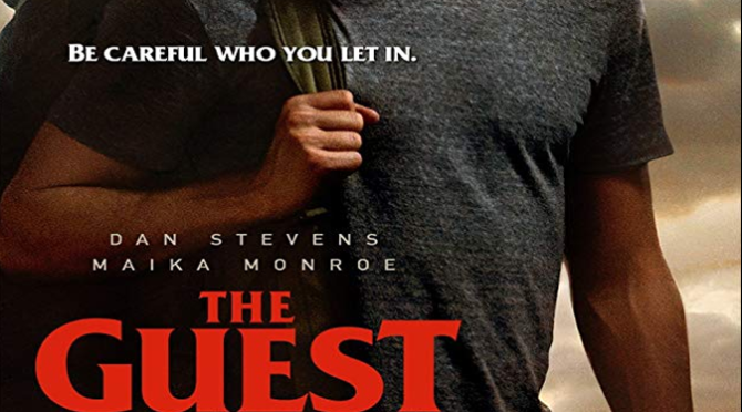 The Guest (2014) Movie Retro Review by Darrin Gauthier