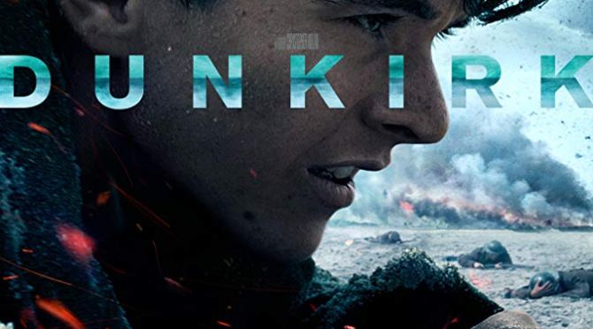 Dunkirk (2017) Movie Review by John Walsh