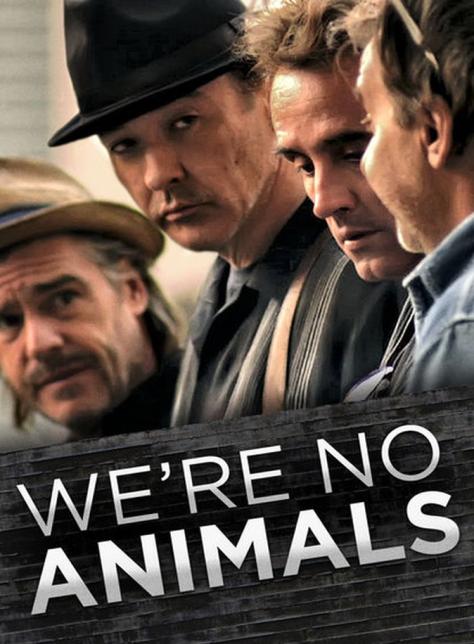 WERE NO ANIMALS