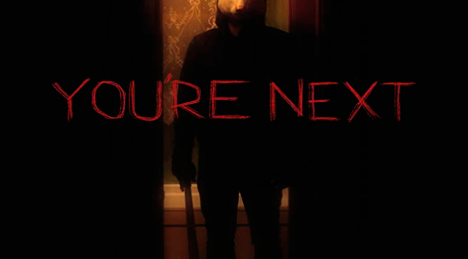 You're Next (2013) Movie Retro Review by Darrin Gauthier