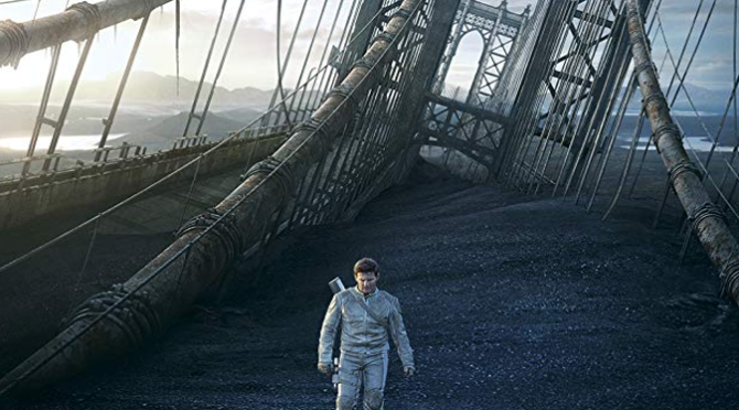 Oblivion (2013) Movie Retro Review by John Walsh