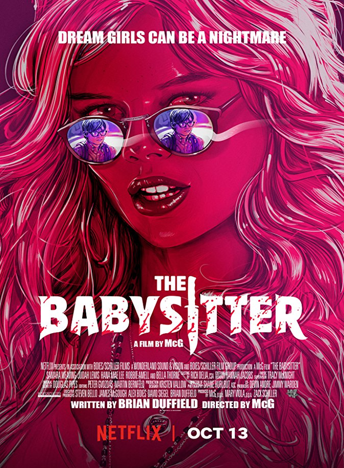The Babysitter Review