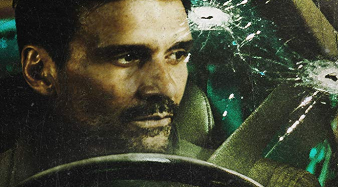 Wheelman (2017) Movie Review by Darrin Gauthier