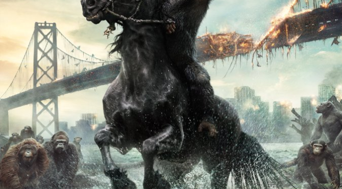 Dawn of the Planet of the Apes (2014) Movie Review by John Walsh