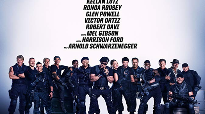 The Expendables 3 (2014) Movie Retro Review by Darrin Gauthier ‬