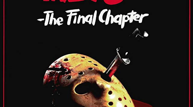 Friday The 13th IV: The Final Chapter (1984) Movie Retro Review by Darrin Gauthier